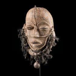 Masque musicien Wobé Dan