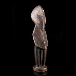 Statue anthropo-zoomorphe Lega