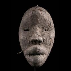 Masque africain Dan Wobé -...