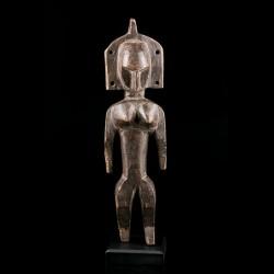 Statue féminine Bambara