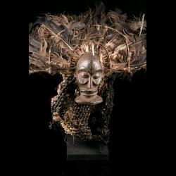 Cihongo Chokwe mask