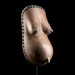 Makonde Njorowe belly mask...