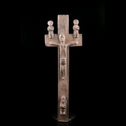 Kongo Nkangi Kiditu crucifix