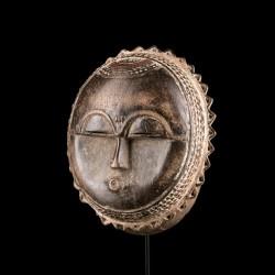 Masque Baoulé Mblo - VENDU