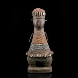 Nyamwezi beaded doll - Sold...