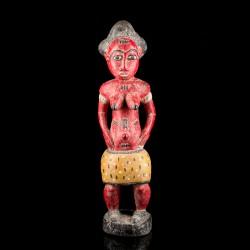 Baoule settler figure