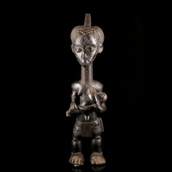 Statue de maternité Chibola...
