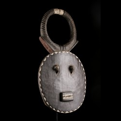 Kple Kple Baule Goli mask -...