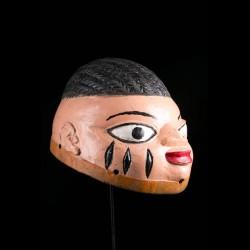 Gelede African Mask -...