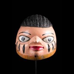 Masque Gelede Yoruba / Nago
