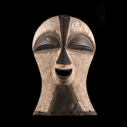 Masque Luba Kifwebe Kikashi...