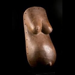 Makonde Njorowe belly mask