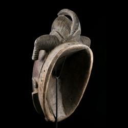 Goli Kpwan mask - Baule - Ivory Coast