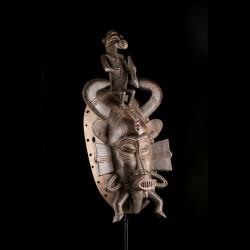 Senufo Kpeliye mask