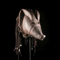 Chokwe Mwana Ngulu pig mask