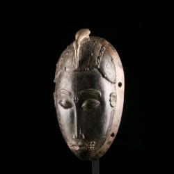 Masque Baoulé Lomané - Vendu