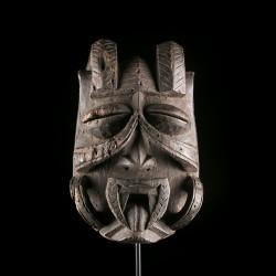 Guéré Wé mask