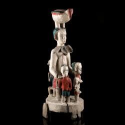 Statue Yoruba Mami Wata -...