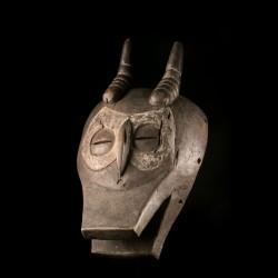 Masque bonu amuin Baoulé -...
