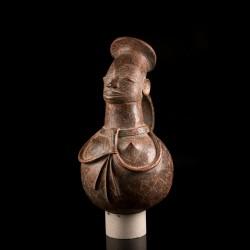 Figurative jar Mangbetu
