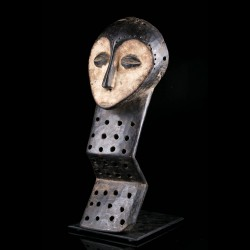 Nkumba Mulima mask Lega -...