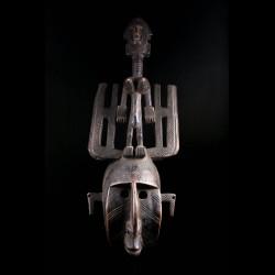 Ntomokum mask - Bambara -...