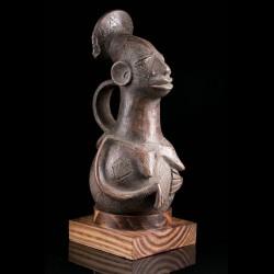 Figurative jar - Mangbetu -...