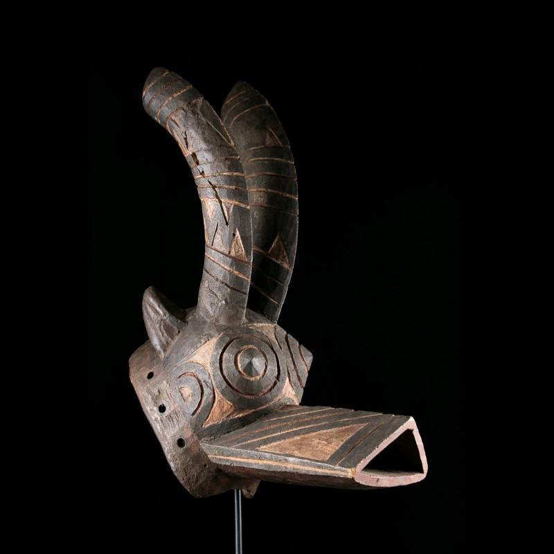 Zoomorphic mask - Gurunsi - Burkina Faso