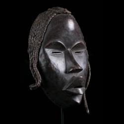 Masque africain Deangle Dan...