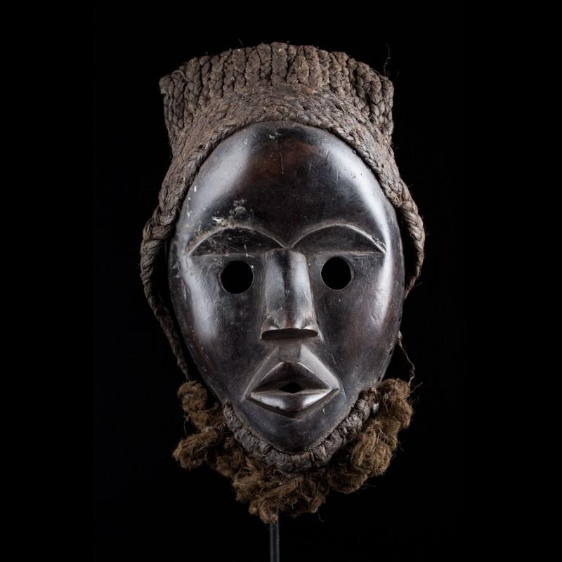 Masque Africain Gunyege Dan Cote D Ivoire