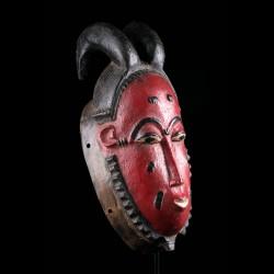 Masque africain Seli Gouro