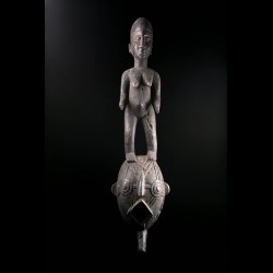 Mossi Karan Wemba mask -...