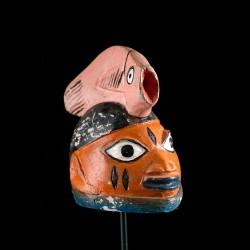 Masque africain Gelede -...