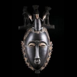 Masque africain du Lo...