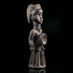 Statue africaine Lü Me -...