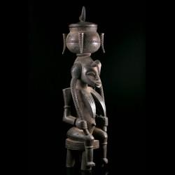 Statue africaine du Poro -...