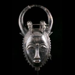 Masque africain Lomane -...