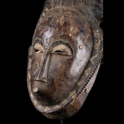 Facial mask - Yaoure - Ivory Coast