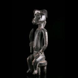 Statue assie du Poro Senoufo