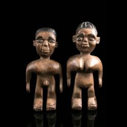 Paire de statuettes Venavi...
