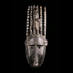 Masque africain Ntomo /...