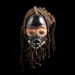 Masque africain Zakpai -...