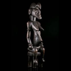 Statue africaine Katyeleo...