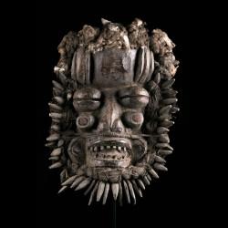 Masque protecteur africain...