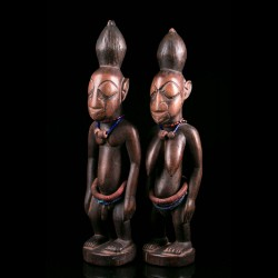 Pair of Ibedji / Ibeji...