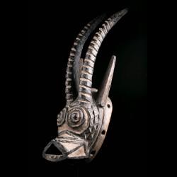 Masque africain antilope...