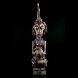 Statue africaine Nkishi -...