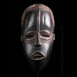 Masque facial Bété / Gouro