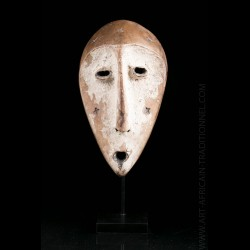 Masque africain Lukwakongo...
