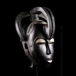 Masque Lomane Baoulé - VENDU